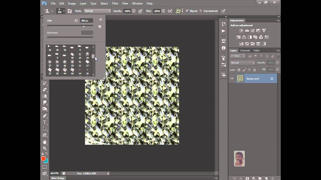 How To Create Pattern Stamps On Photoshop Perestroika